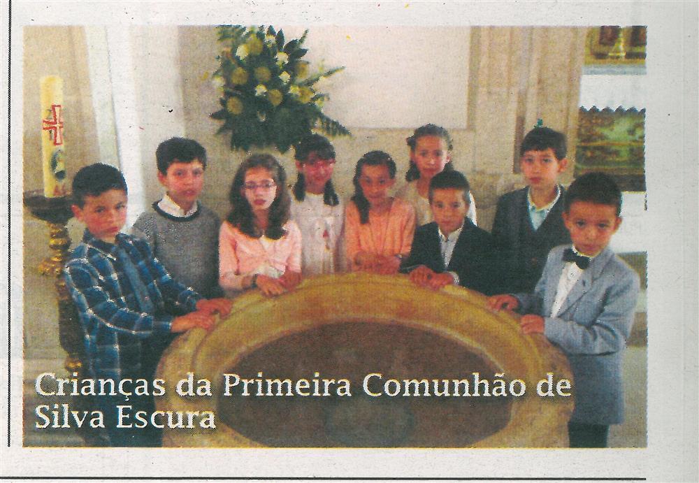 TV-jun.'16-p.20-Crianças da Primeira Comunhão de Silva Escura.jpg