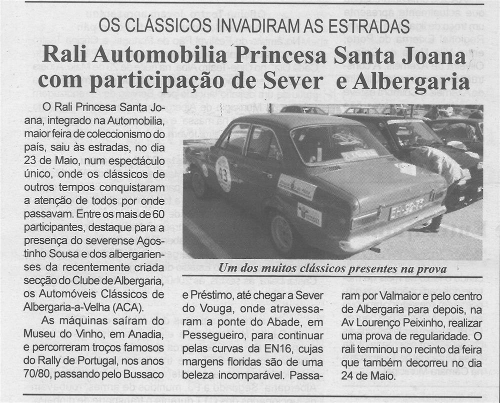 BV-1.ªjun.'15-p.5-Rali Automobilia Princesa Santa Joana com participação de Sever e Albergaria : os clássicos invadiram as estradas.jpg