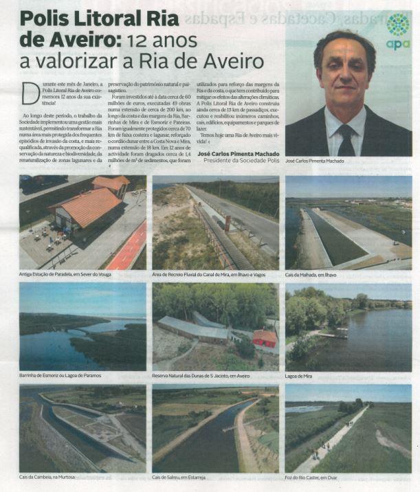 DA-27jan.'21-p.12-Polis Litoral Ria de Aveiro : 12 anos a valorizar a Ria de Aveiro.JPG