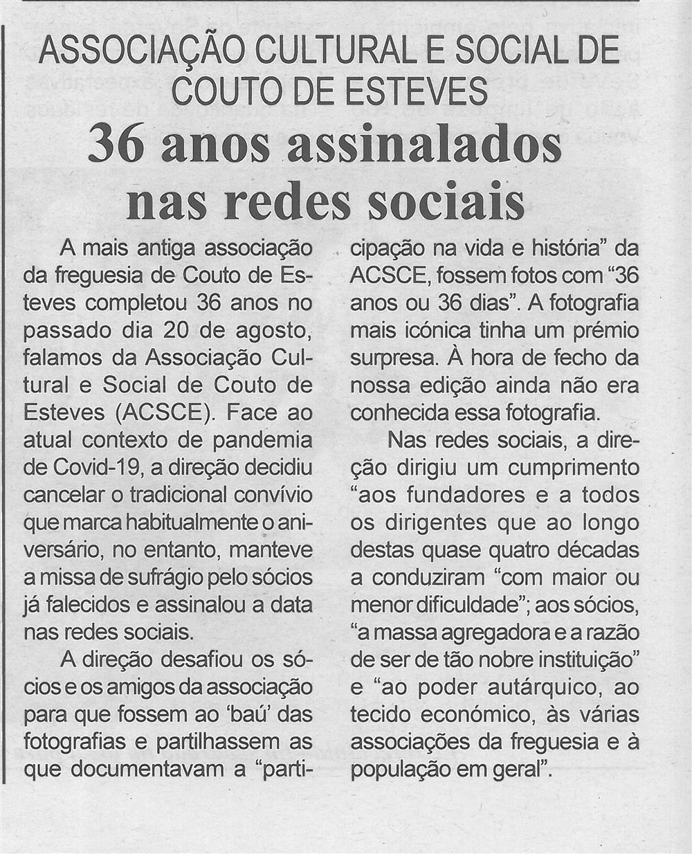 BV-2.ªset.'20-p.4-36 anos assinalados nas redes sociais : Associação Cultural e Social de Couto de Esteves.jpg