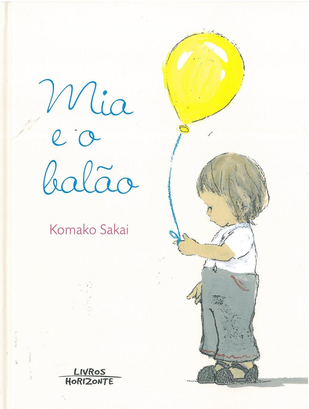 SAKAI, Komako (2021). Mia e o balão.jpg