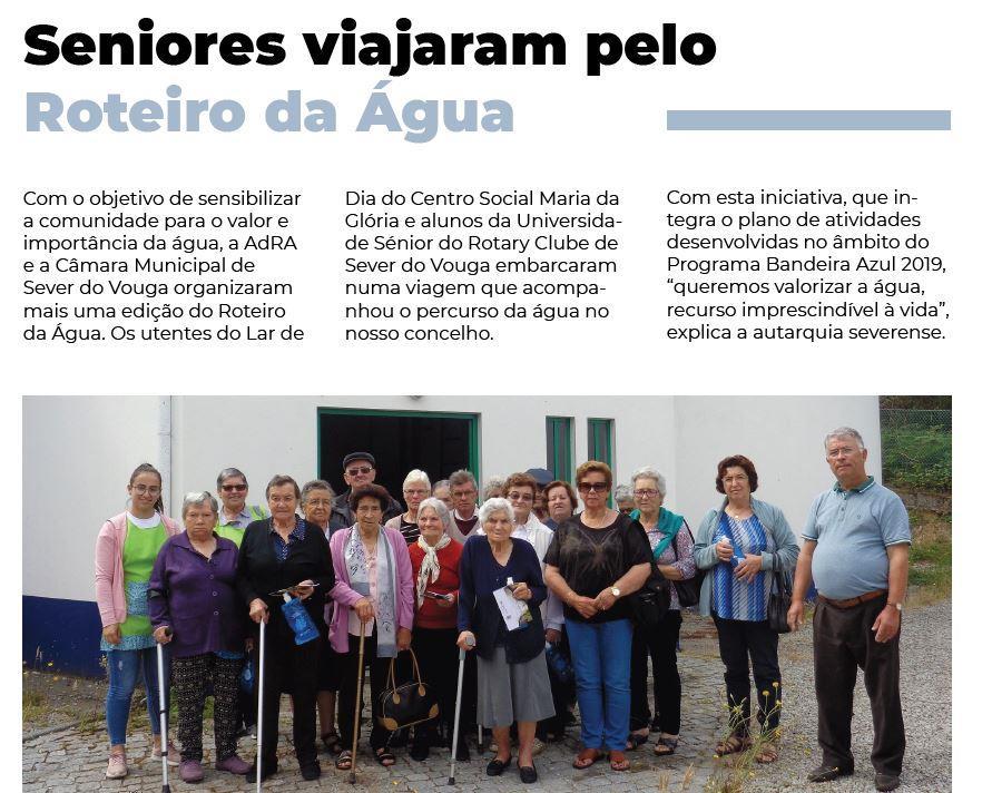 BoletimInfoSV-2.ºsem'19.-p.6-Seniores viajaram pelo Roteiro da Água.JPG