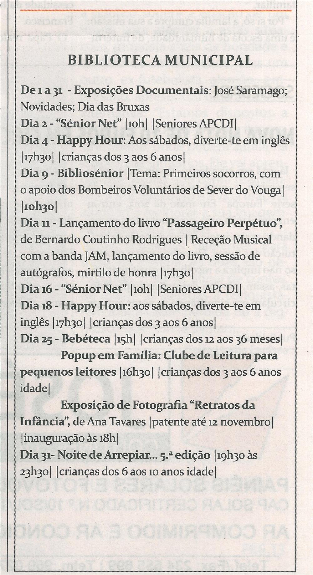 TV-out.'14-p.19-Cultura : outubro : Biblioteca Municipal.jpg