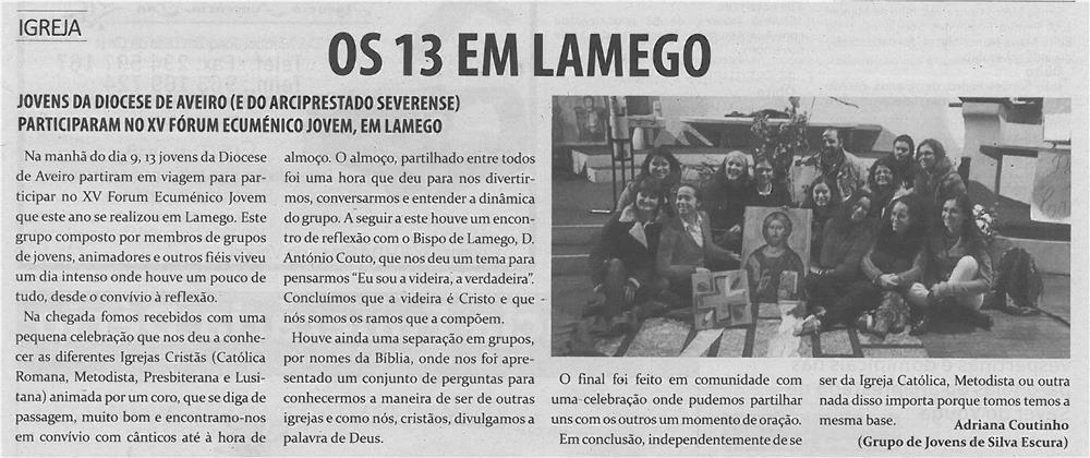 TV-dez13-p15-Os 13 em Lamego