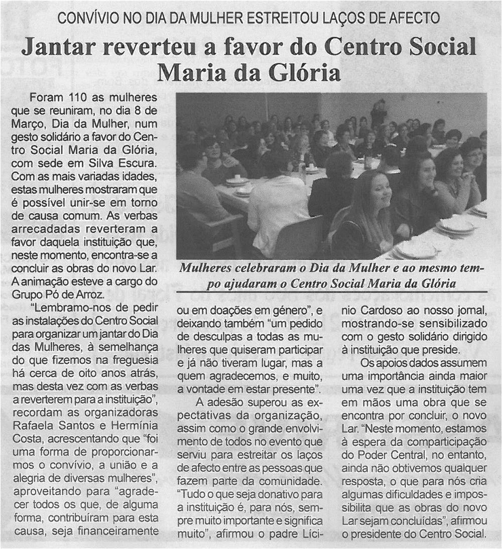 BV-2ªmar'14-p2-Jantar reverteu a favor do Centro Social Maria da Glória