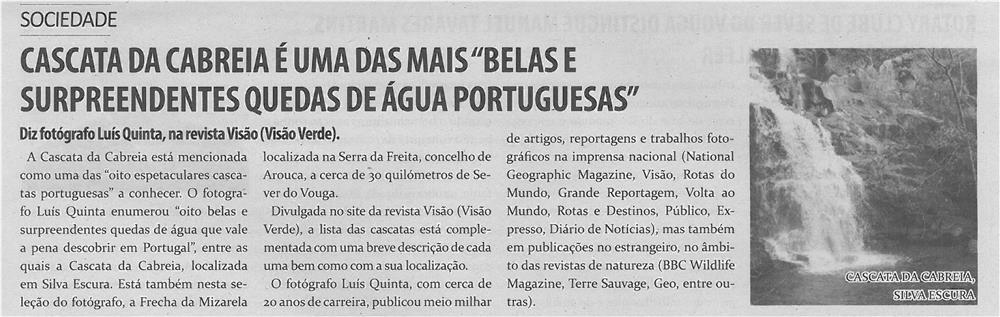 JPEG: TV-abr14-p3-Cascata da Cabreia é uma das mais belas e surpreendentes quedas de água portuguesas