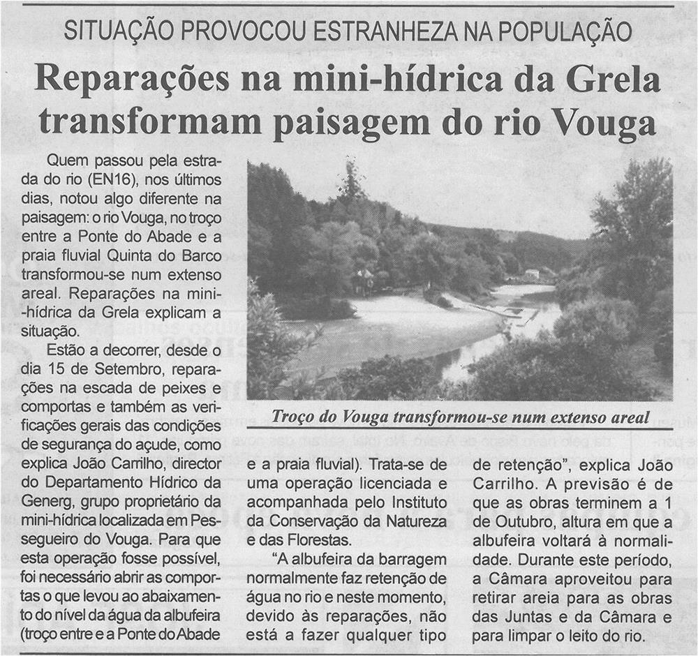 BV-1ªout'14-p2-Reparações na mini-hídrica da Grela transformam paisagem do rio Vouga - situação provocou estranheza na população.jpg