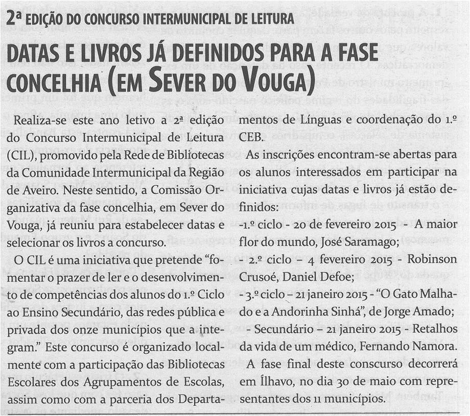 TV-dez.'14-p.4-Datas e livros já definidos para a Fase Concelhia - em Sever do Vouga - 2ª edição do Concurso Intermunicipal de Leitura.jpg
