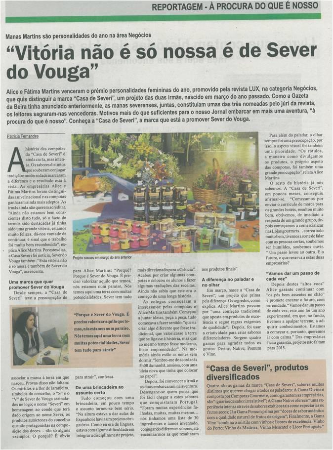 GB-12fev.'15-p.19-Vitória não é nossa é de Sever do Vouga - manas Martins são personalidades do ano na Área Negócios.jpg