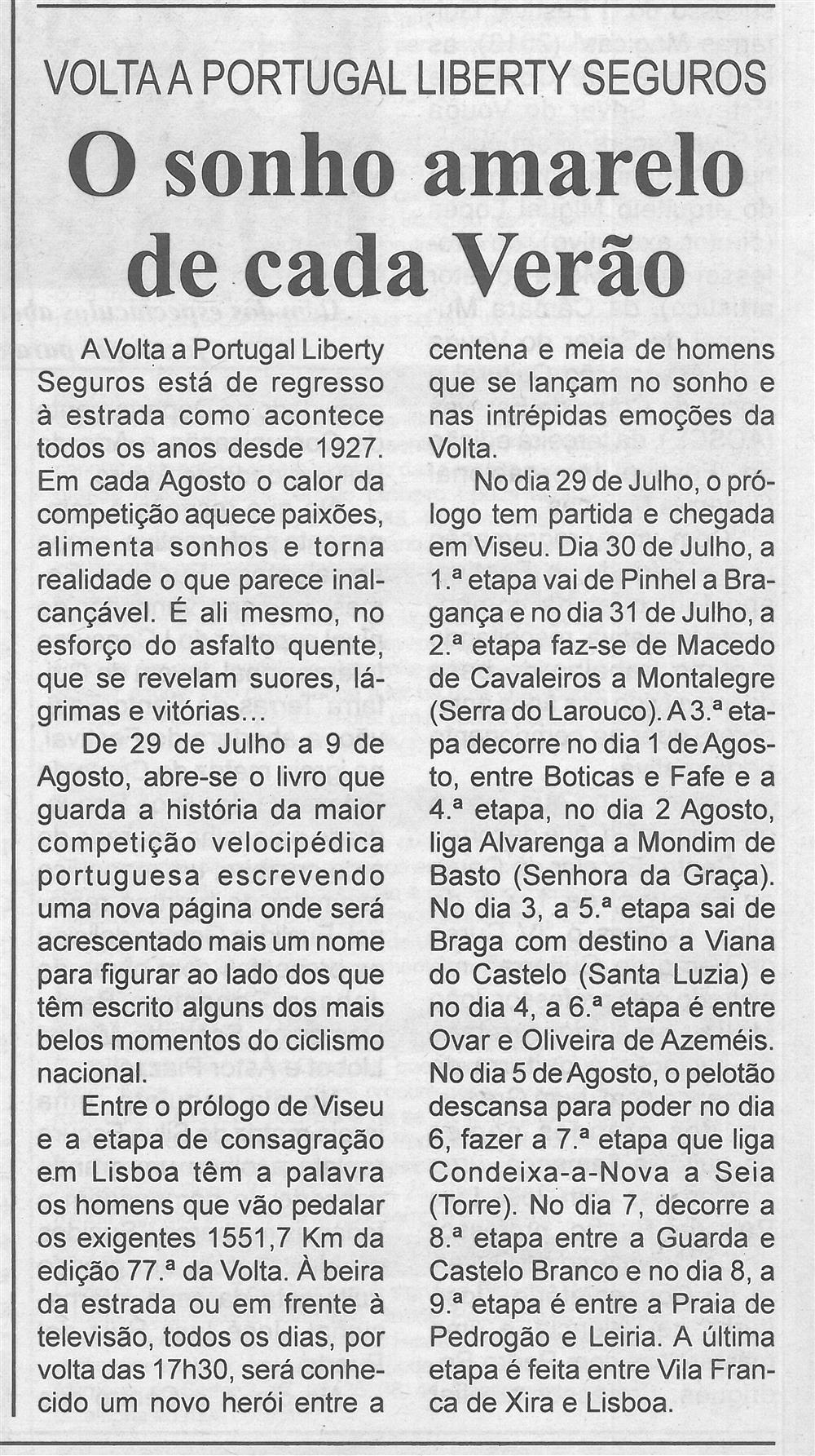 BV-2.ªjul.'15-p.6-O sonho amarelo de cada Verão : volta a Portugal Liberty Seguros.jpg