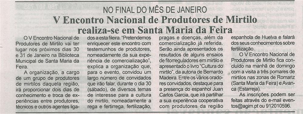 BV-2.ªjan.'16-p.16-V Encontro Nacional de Produtores de Mirtilo realiza-se em Santa Maria da Feira : no final do mês de janeiro.jpg