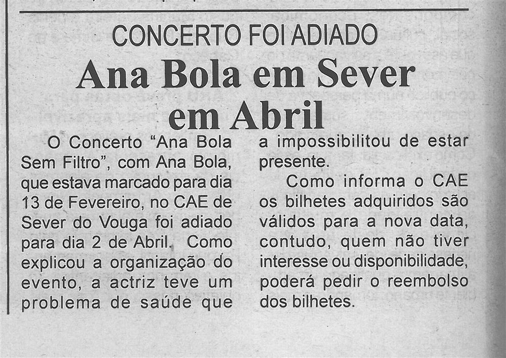 BV-2.ªfev.'16-p.4-Ana Bola em Sever em Abril : concerto foi adiado.jpg