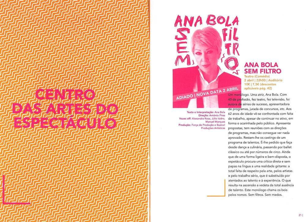 ACMSV-abr.,maio,jun.,jul.'16-p.20,21-Ana Bola sem filtro : Centro das Artes do Espetáculo.jpg