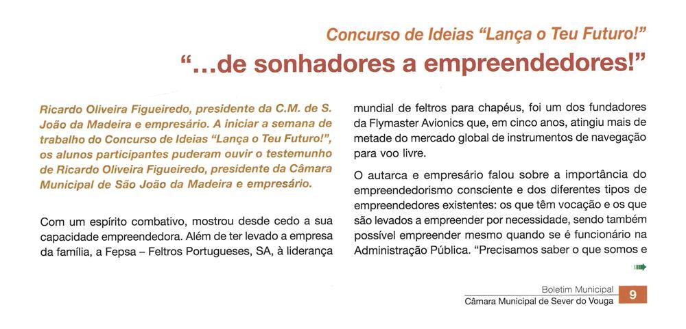 BoletimMunicipal-nº 33-nov'16-p.9-Concurso de Ideias Lança o Teu Futuro : de sonhadores a empreendedores.jpg