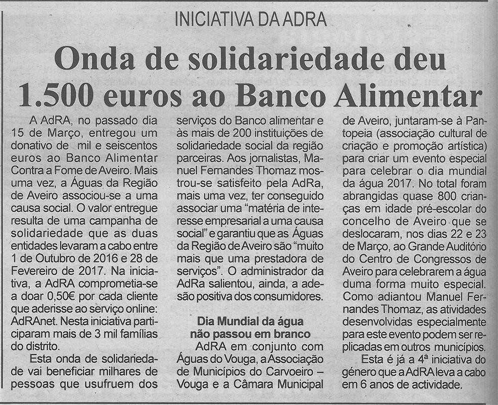 BV-1.ªabr.'17-p.14-Onda de solidariedade deu 1500 euros ao Banco Alimentar : iniciativa da ADRA.jpg
