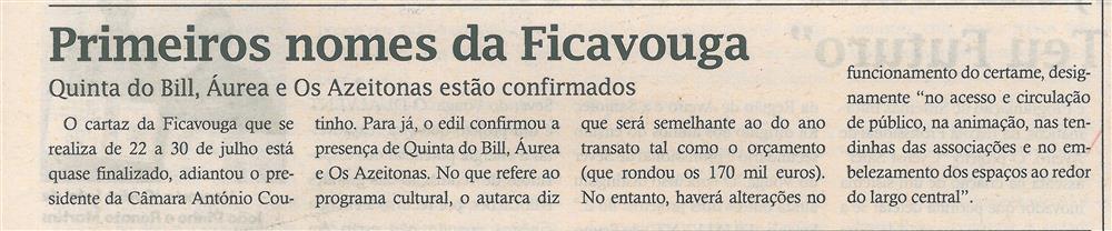 TV-maio'17-p.5-Primeiros nomes da Ficavouga : Quinta do Bill, Áurea e Os Azeitonas estão confirmados.jpg