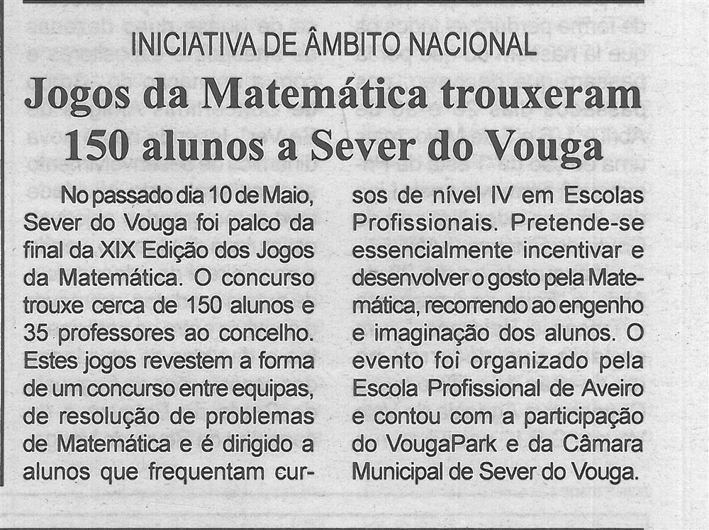 BV-2.ªmaio'17-p.5-Jogos da Matemática trouxeram 150 alunos a Sever do Vouga : iniciativa de âmbito nacional.jpg