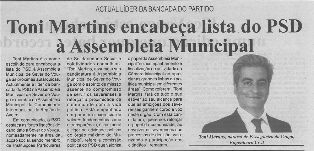 BV-2.ªjul.'17-p.4-Toni Martins encabeça lista do PSD à Assembleia Municipal.jpg