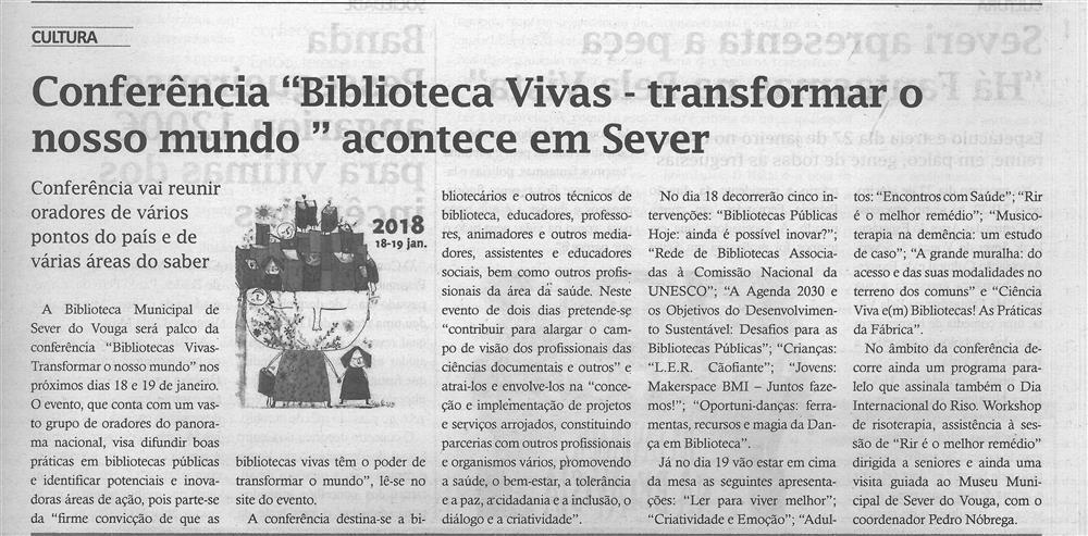 TV-jan.'18-p.7-Conferência Bibliotecas Vivas - transformar o nosso mundo, acontece em Sever.jpg