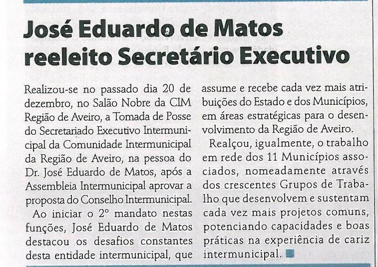 RA-Comunidade_Intermunicipal-abr.'18-p.2-José Eduardo de Matos reeleito Secretário Executivo.jpg