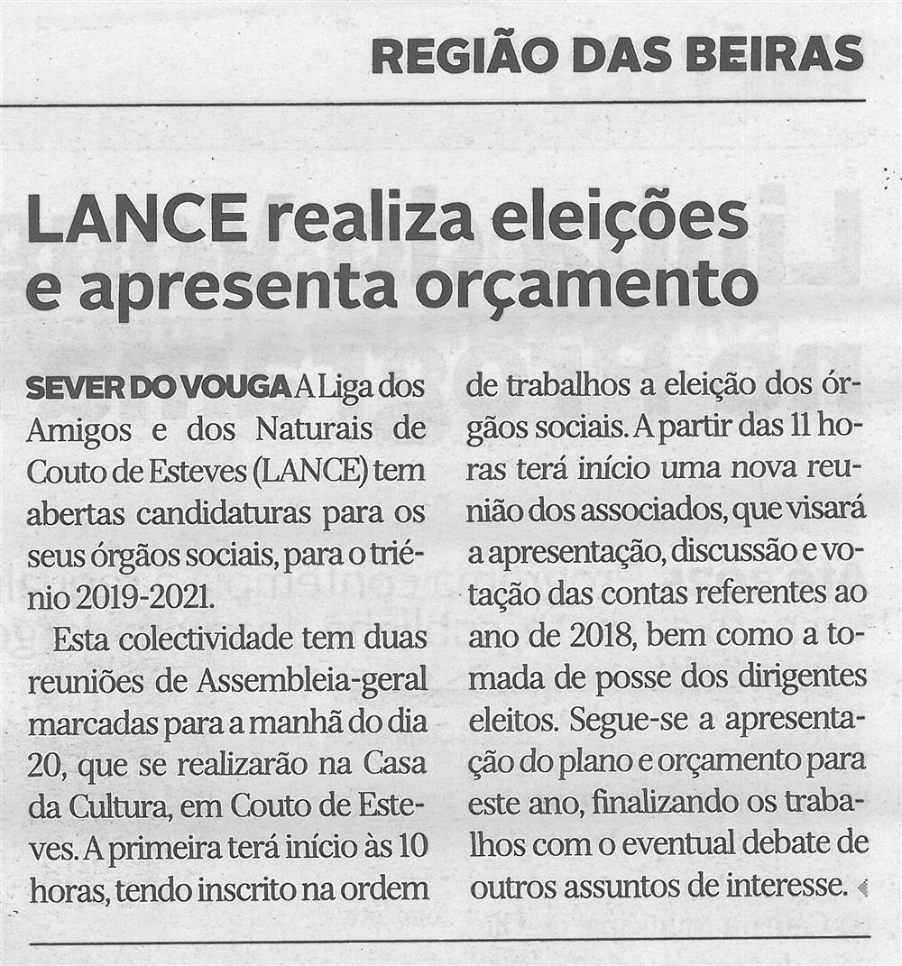 Lance realiza eleições e apresenta orçamento.jpg