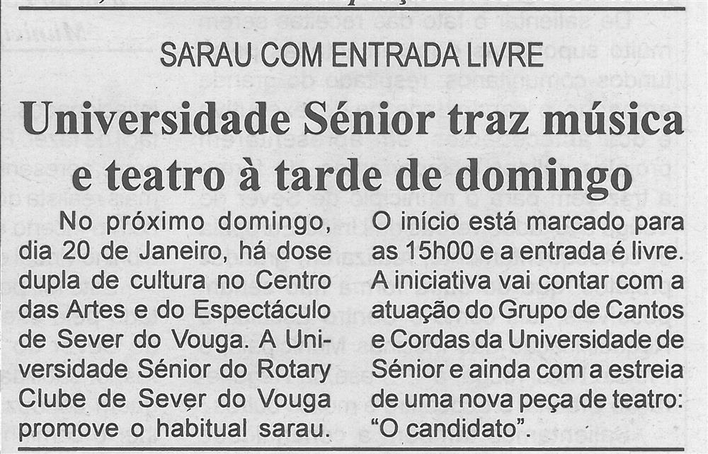 Universidade Sénior traz música e teatro à tarde de domingo.jpg