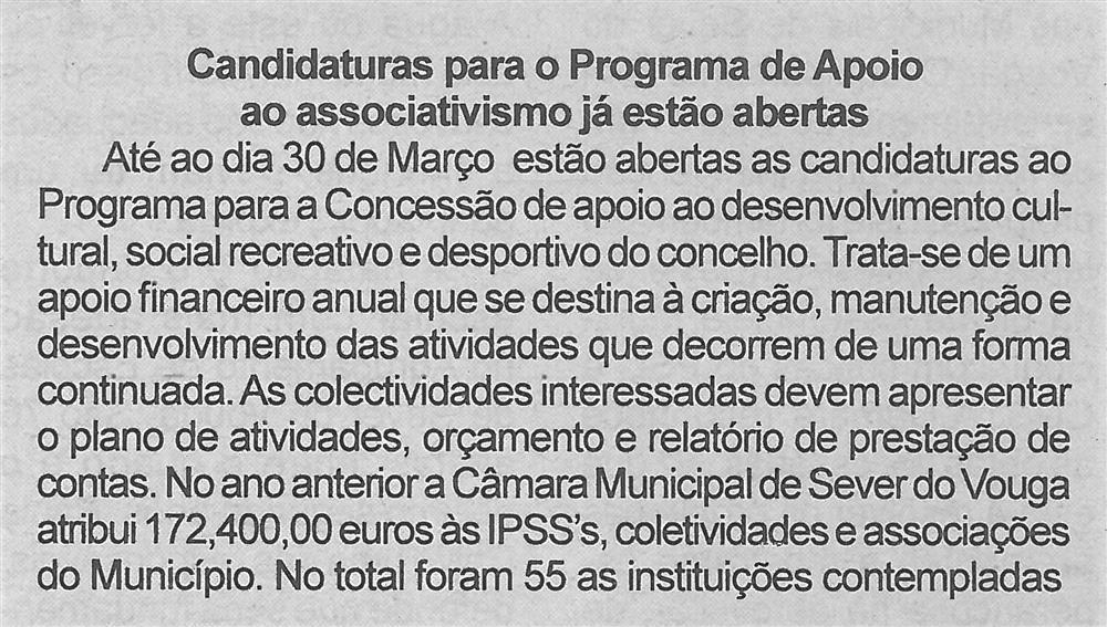 Candidaturas para o Programa de Apoio ao associativismo já estão abertas.jpg