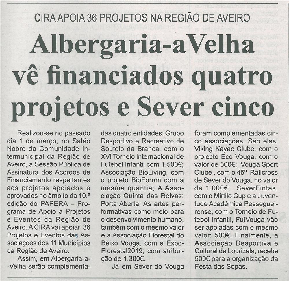 Albergaria-a Velha vê financiados quatro projectos e Sever cinco.jpg