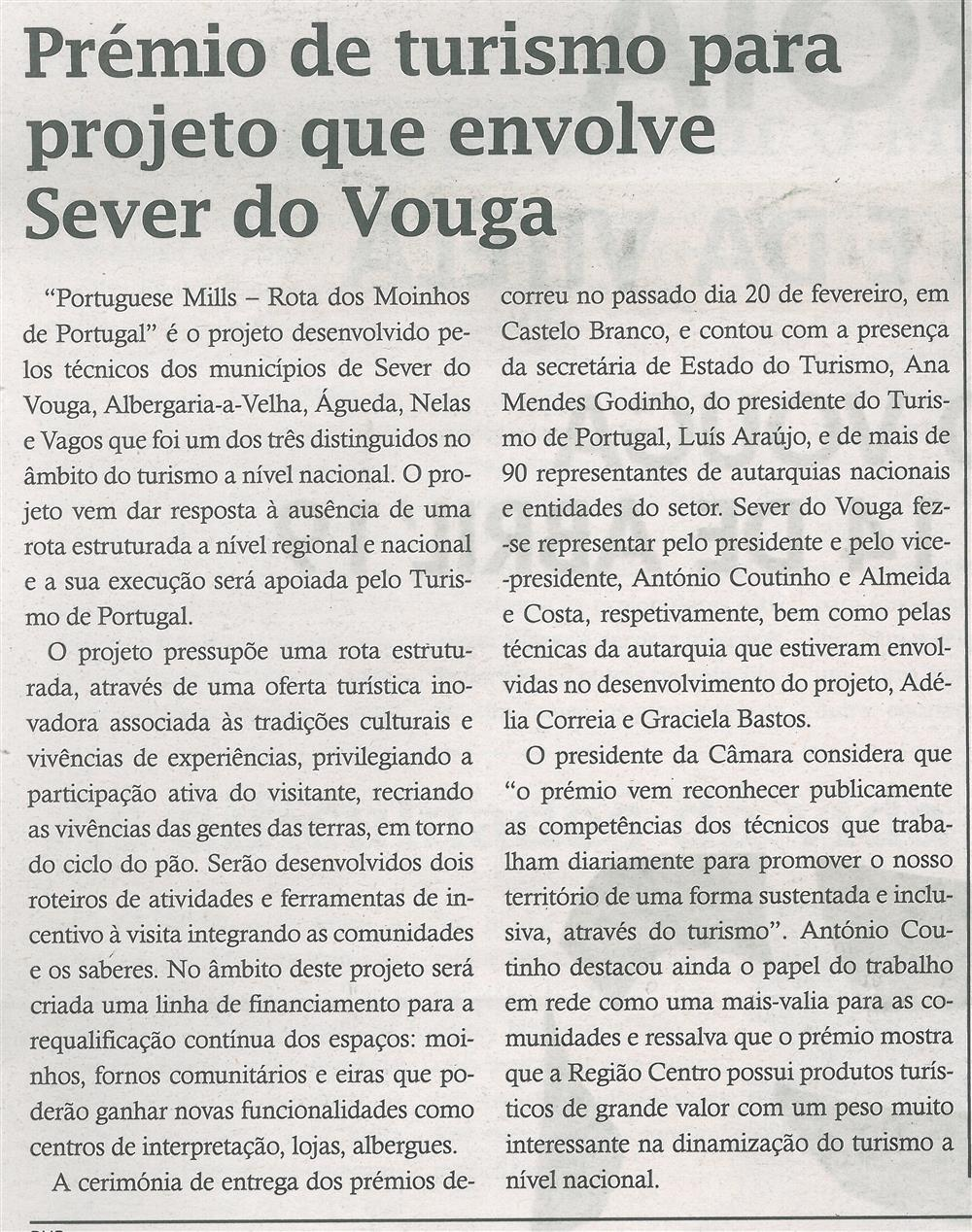 Prémio de turismo para projeto que envolve Sever do Vouga.jpg