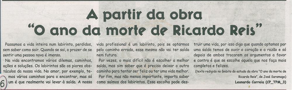 """JE-abr.'19-p.6-A partir da obra """"O ano da morte de Ricardo Reis"""".jpg"""