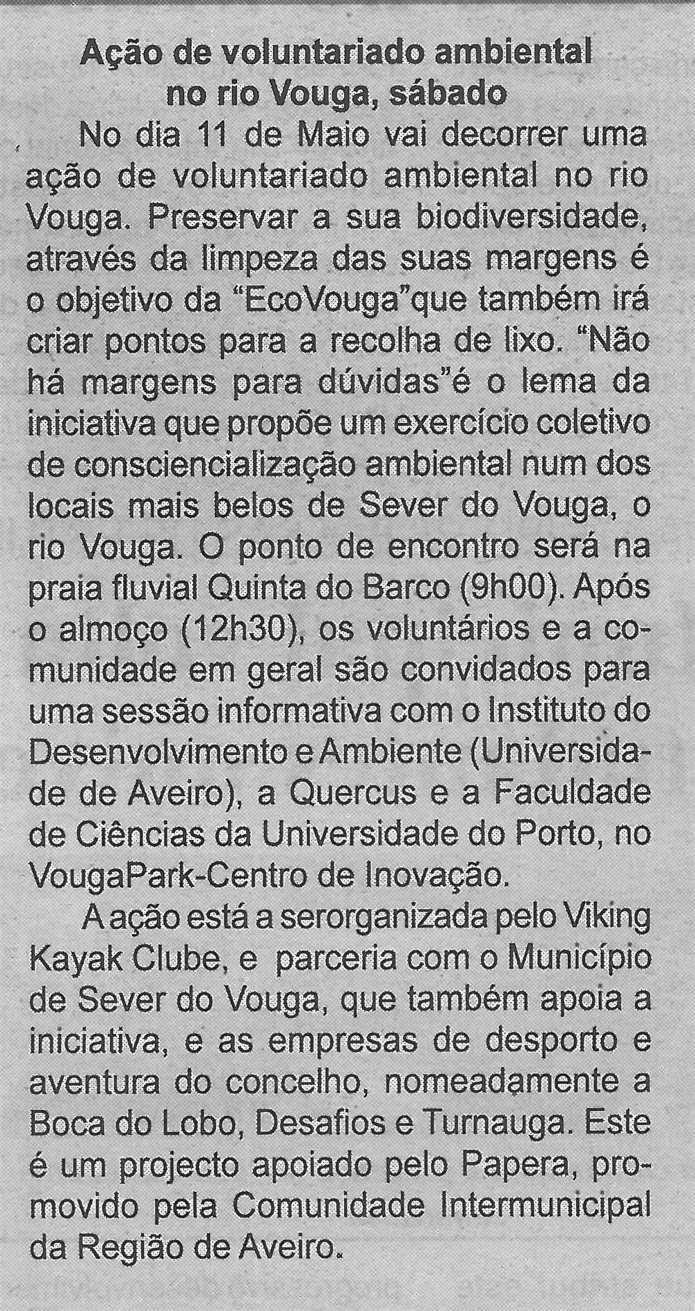 BV-1.ªmaio'19-p.4-Ação de voluntariado ambiental no Rio Vouga, sábado.jpg