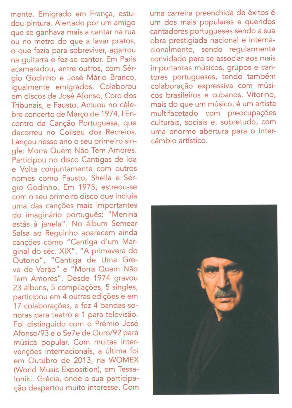 AgCultCAE-01abr.'19-p.20-Vitorino e Sexteto [2.ª parte de duas] : Vitorino Salomé.jpg