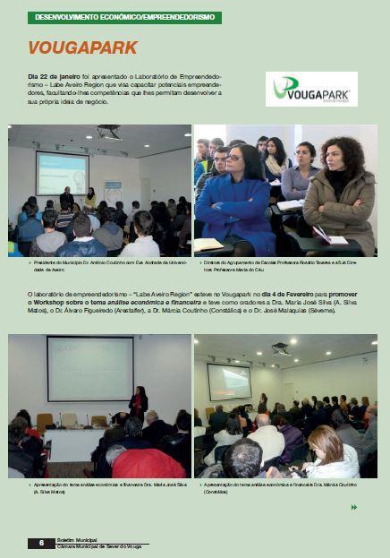BoletimMunicipal-nº 31-nov'14-p.6-Desenvolvimento económico [1.ª de oito partes] : empreendedorismo : VougaPark.JPG