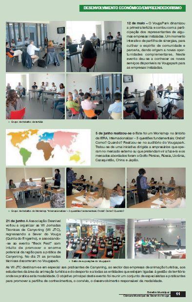 BoletimMunicipal-nº 31-nov'14-p.11-Desenvolvimento económico [6.ª parte de oito] : empreendedorismo : VougaPark.JPG