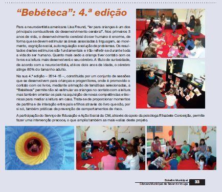 BoletimMunicipal-nº 31-nov'14-p.33-Bebéteca 4.ª edição : cultura e turismo.JPG