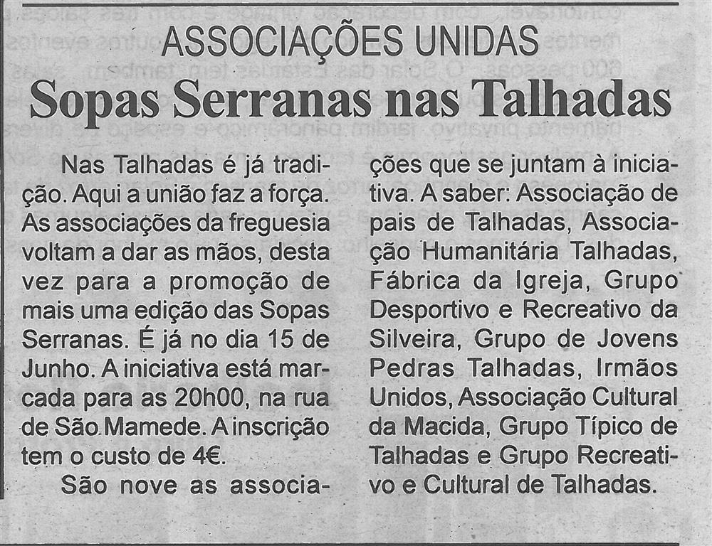 BV-1.ªjun.'19-p.5-Sopas Serranas nas Talhadas : associações unidas.jpg