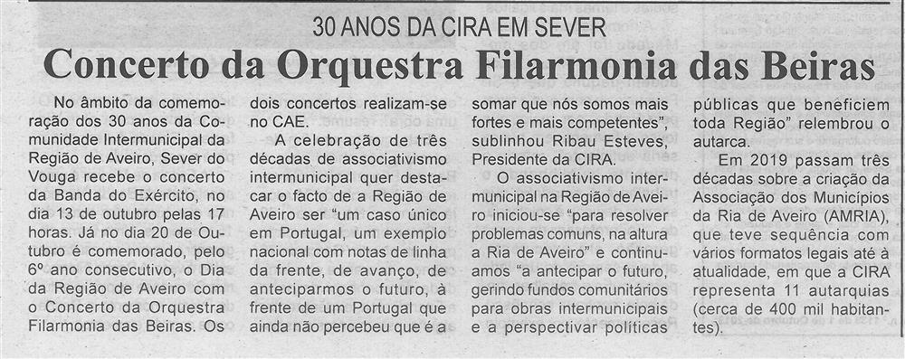 BV-1.ªout.'19-p.5-Concerto da Orquestra Filarmónica das Beiras : 30 anos da CIRA em Sever.jpg