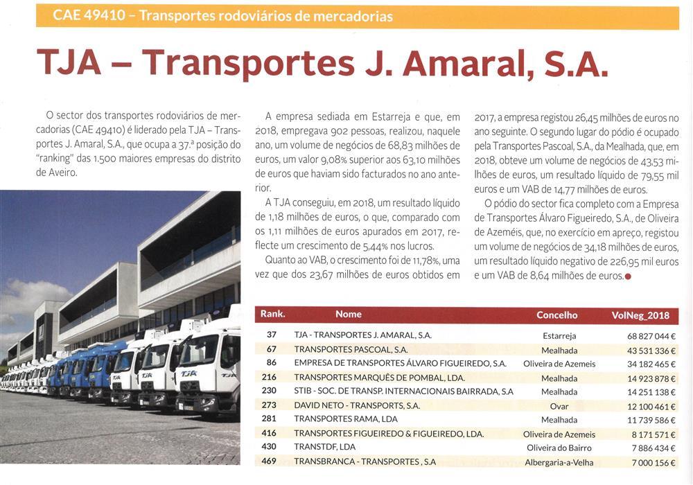 DA-01dez.'19,sup.1500MaioresEmpresas,p.152-Transportes J. Amaral (TJA).jpg