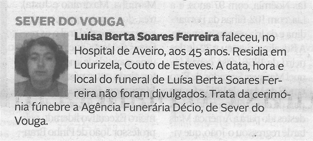 DA-17jun.'20,p.16-Sever do Vouga : Luísa Berta Soares Ferreira.jpg