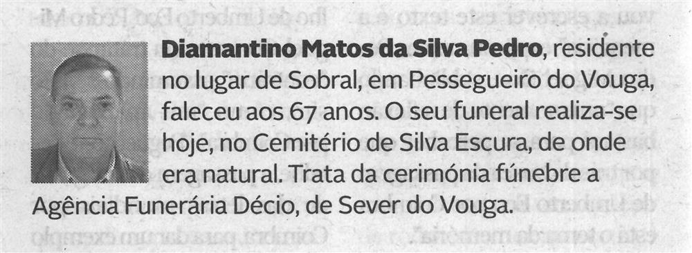 DA-15dez.'20-p.8-Sever do Vouga : Diamantino Matos da Silva Pedro.jpg