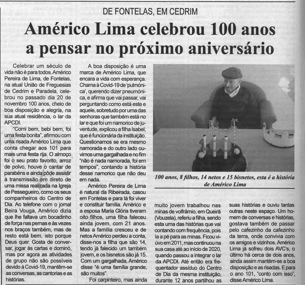 BV-2.ªdez.'20-p.6-Américo Lima celebrou 100 anos a pensar no próximo aniversário : de Fontelas, em Cedrim.jpg
