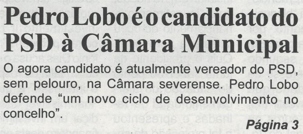 BV-1.ªabr.'21-p.1-Pedro Lobo é o candidato do PSD à Câmara Municipal.JPG