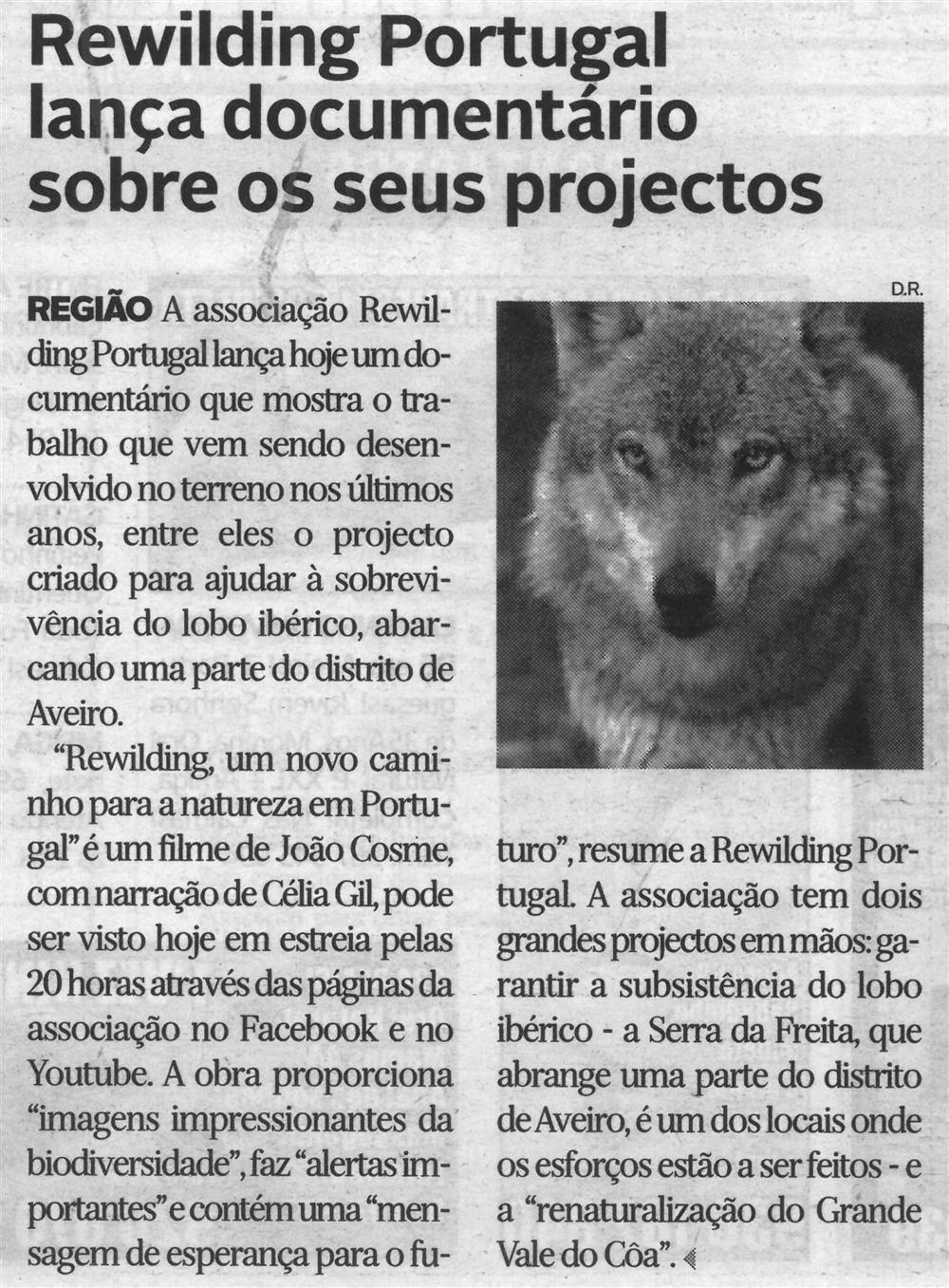 DA-27nov.'20-p.18-Rewilding Portugal lança documentário sobre os seus projetos.jpg