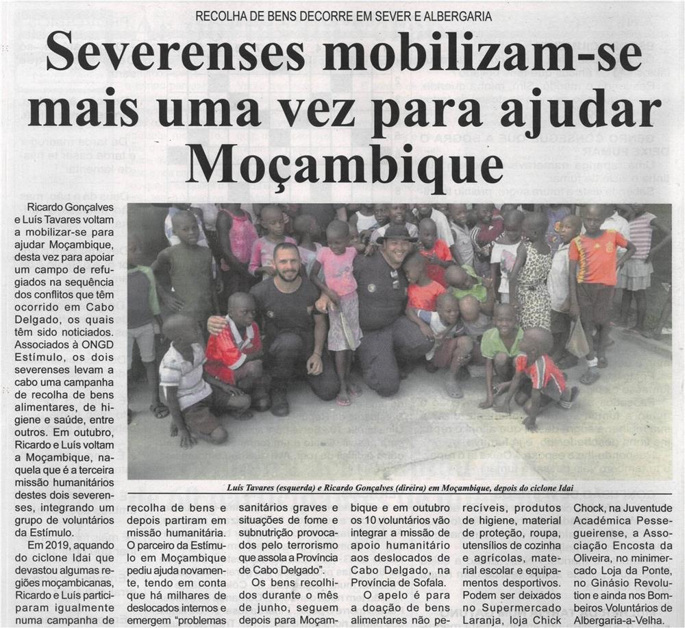 BV-1.ªjun.'21-p.20-Severenses mobilizam-se mais uma vez para ajudar Moçambique : recolha de bens decorre em Sever e Albergaria.jpg