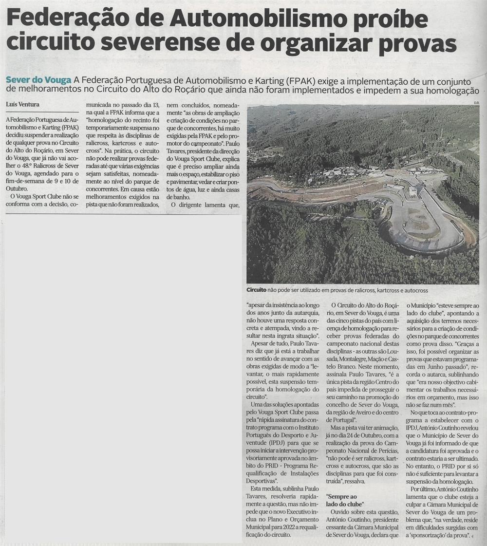 DA-N.º 12196, 29 set. '21-p. 28 - Federação de Automobilismo proíbe circuito severense de organizar provas.jpg