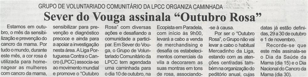 """BV-Ano 59, n.º 1170 (1.ª quinzena out. 2021), p. 11-Sever do Vouga assinala """"Outubro Rosa"""" : grupo de voluntariado comunitário da LPCC organiza caminhada.jpg"""