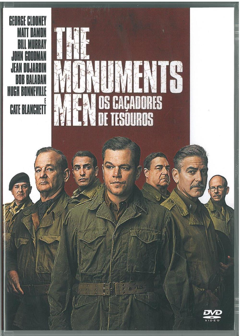 The monuments men_os caçadores de tesouros_DVD.jpg