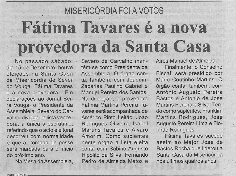 BV-2.ªdez.'18-p.6-Fátima Tavares é a nova provedora da Santa Casa : Misericórdia foi a votos.jpg