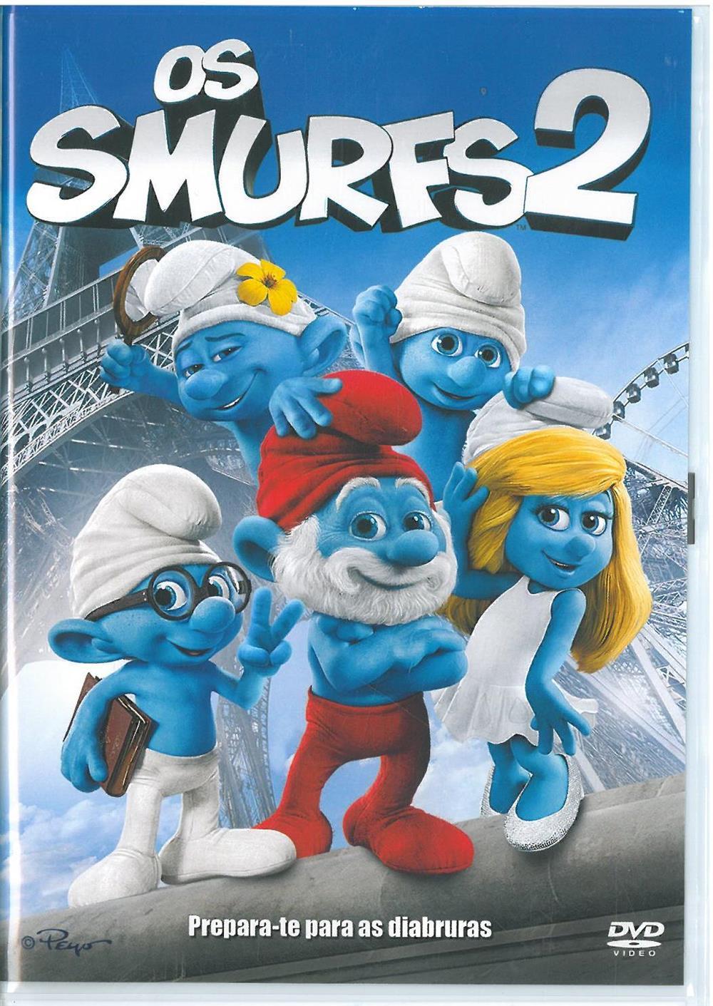Os smurfs 2_DVD.jpg