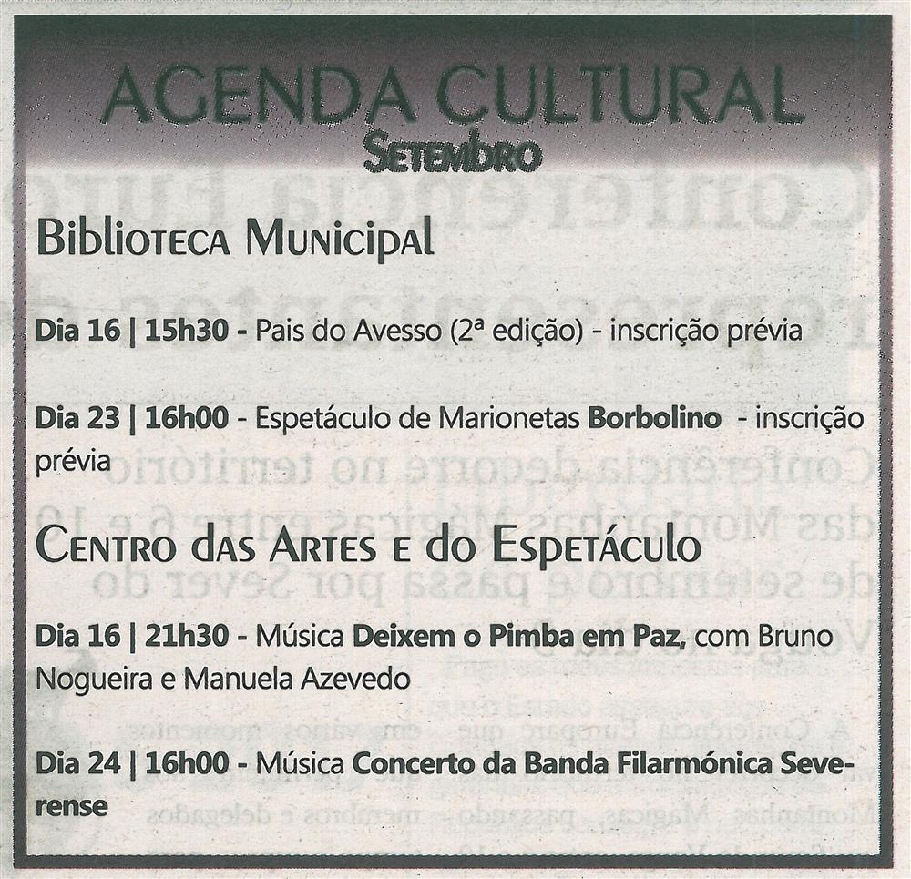 TV-set.'17-p.19-Agenda Cultural setembro : Biblioteca Municipal : Centro das Artes e do Espetáculo.jpg